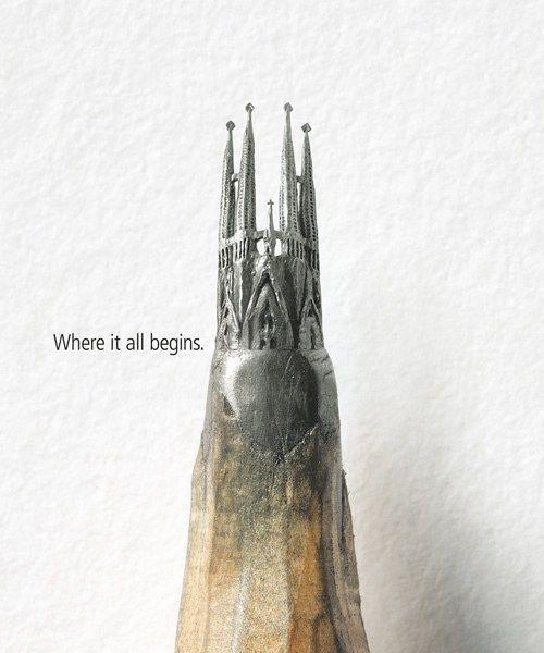 Staedtler ステッドラー 鉛筆 広告 2