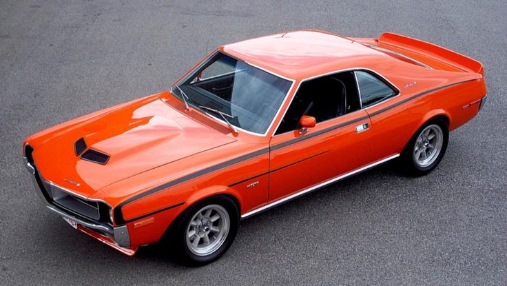 1970 Javelin. I had one of these. It was a fun car I wish I still had.