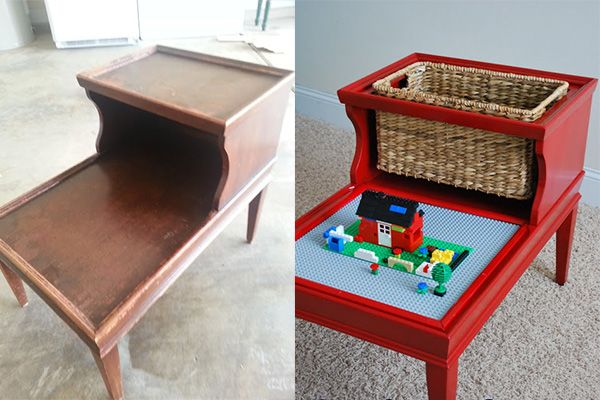 Brilliant DIY Project: Creating A Cheap LEGO Table