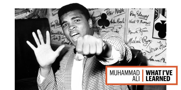 Muhammad Ali Quotes - Muhammad Ali Quotations on Life and Boxing