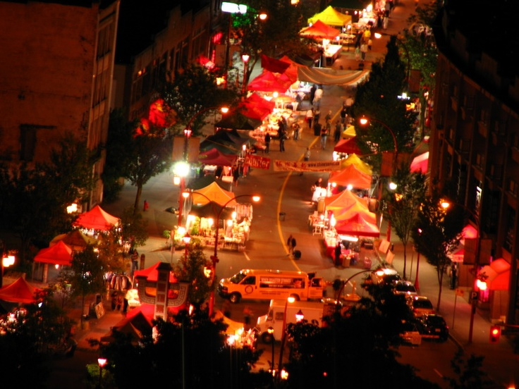 Chinatown Night Market, located on keefer st. Vancouver BC, Canada and experience one of the Vancouver's summer highlights