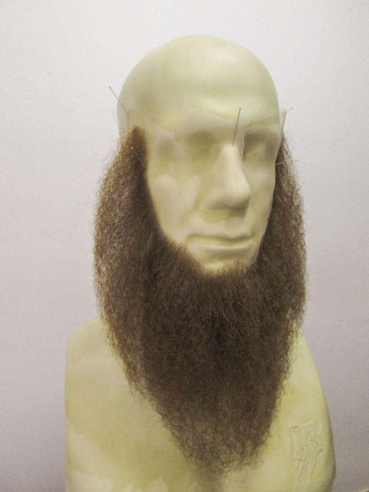 Barba larga completa