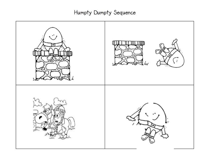 Humpty Dumpty Sequence