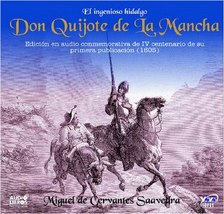 Don Quijote de La Mancha – Miguel de Cervantes [ 6 CDs AudioLibro ] - Descargar PDF