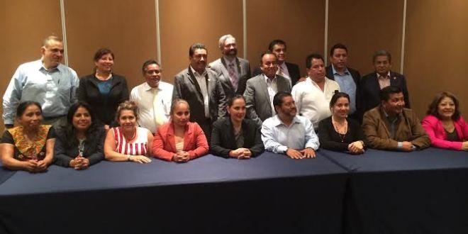Oaxaca Digital | Diputados del PRD, PAN, PT y PUP rechazan actos de violencia