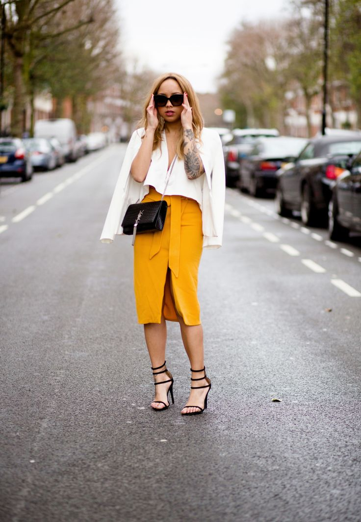 A Style Diary by Samantha Maria : TAXI