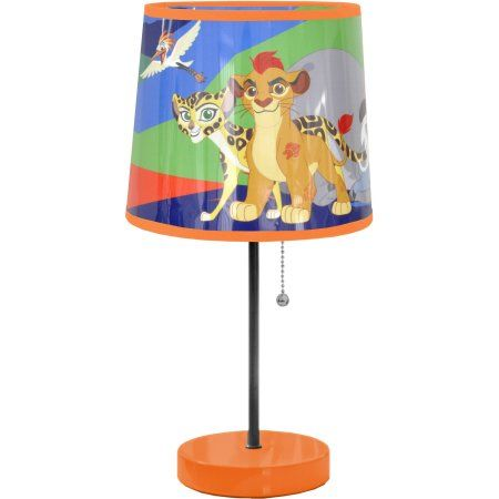 Disney The Lion Guard Stick Lamp Multicolor