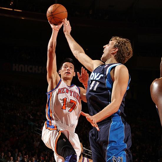 Lin over Dirk