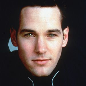 Paul Rudd during the filming of Clueless
