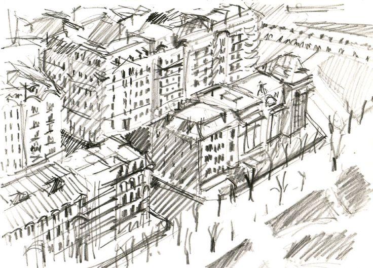 Sketch of Paris