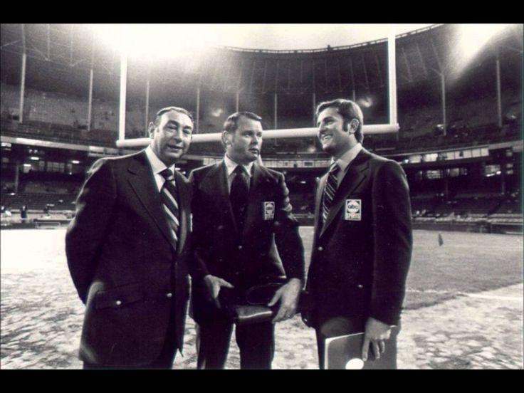 Monday Night Football slideshow - Don Meredith - Howard Cosell - Frank G...