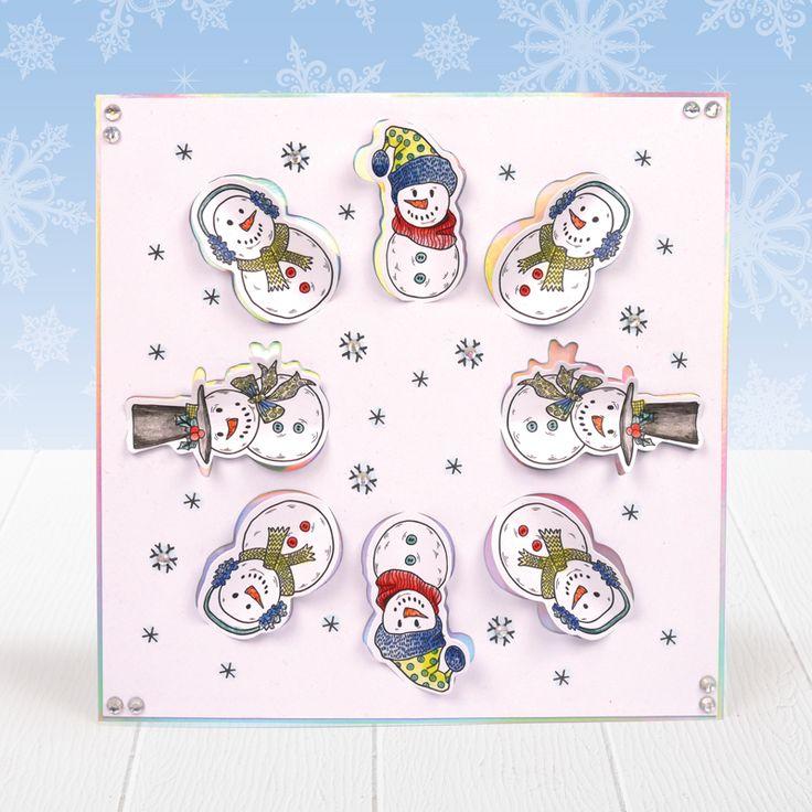 Christmas Liftables - Hunkydory | Hunkydory Crafts