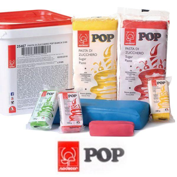 Masa cukrowa POP http://www.sweetdecor.pl/category/267,pop-modecor Dedykowana do form silikonowych