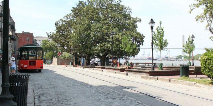 River Street - Savannah, USA