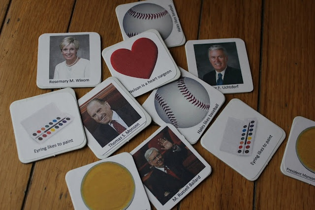 general conference memory game: Church Ideas, Conference Memories, Church Stuff, Memories Games, General Conference, Memory Games, Conference Ideas, Great Ideas, Conference Matching
