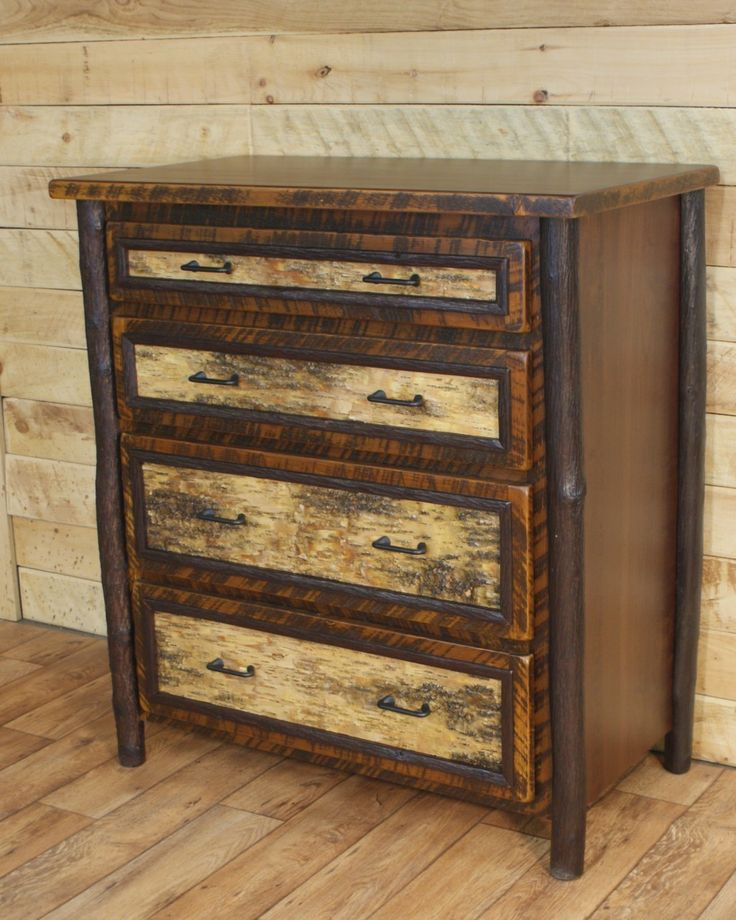 Lovely Birchmont 4 Drawer Chest