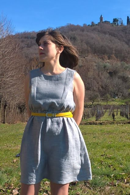 Lucicuce: In Leini dress!