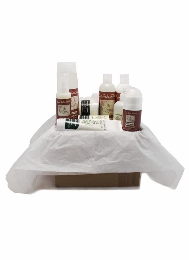 Chemical Free Mens Personal Care Package From: R469,45