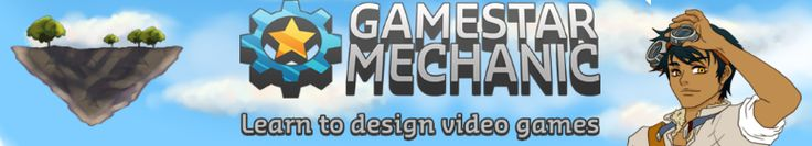 Gamestar Mechanic uses fun, game-based quests and courses to help you learn game design and make your own video games!