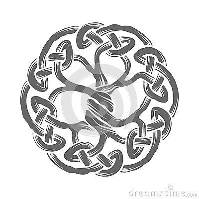 Oltre 25 fantastiche idee su simboli celtici su pinterest for Tattoo simboli di vita