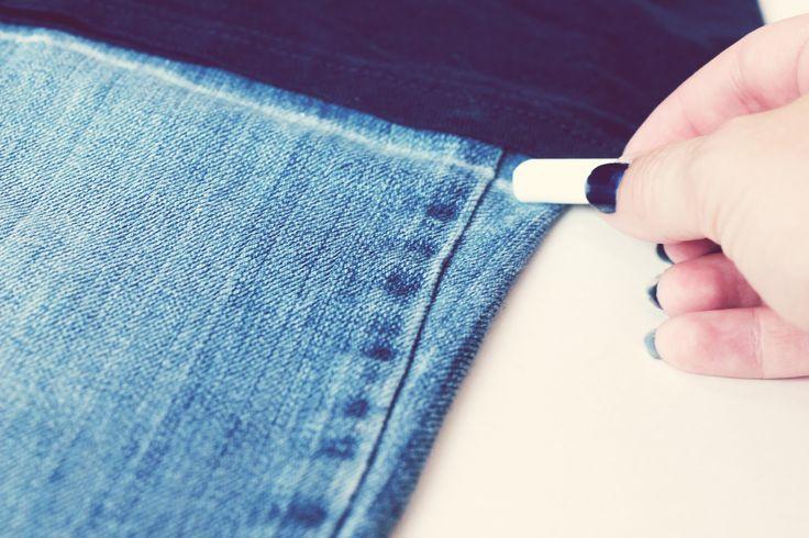 nice 50 Идей, как из старых женских джинс сделать модные шорты — Пошаговые фото инструкции