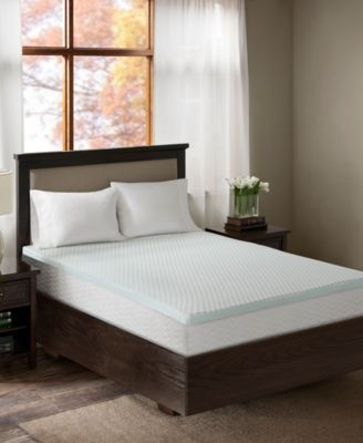 Flexapedic By 3 Gel Infused Memory Foam Mattress Toppers With