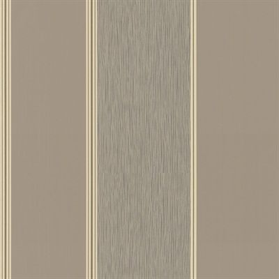 Walls Republic R393 Traditional Simplistic Thick Striped Wallpaper