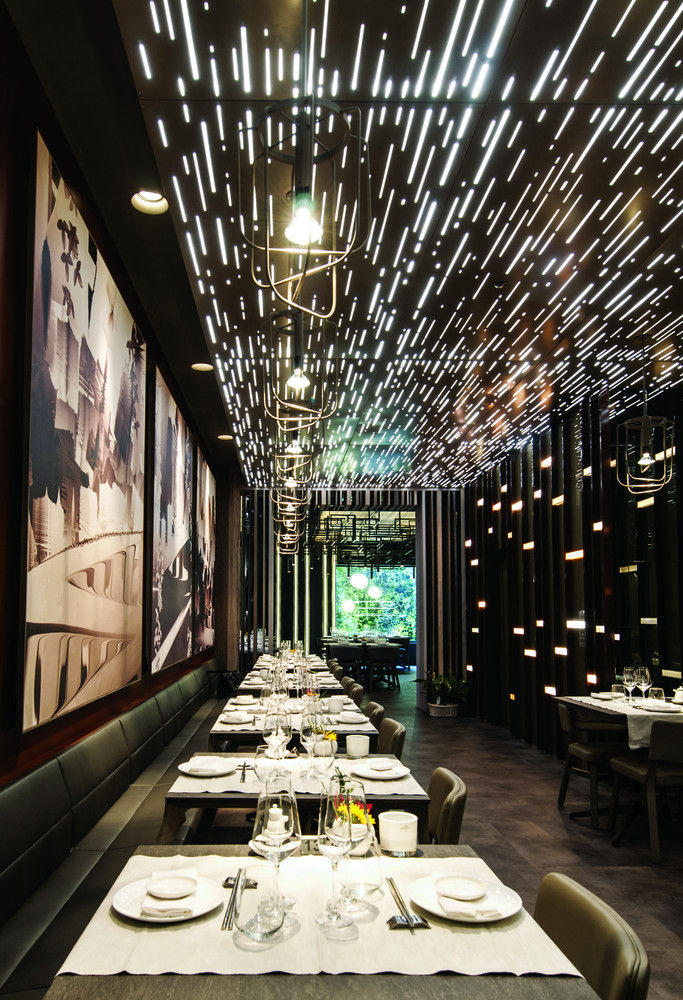 2016 Restaurant & Bar Design Awards Announced,Taiyo (Milan, Italy) / Maurizio Lai