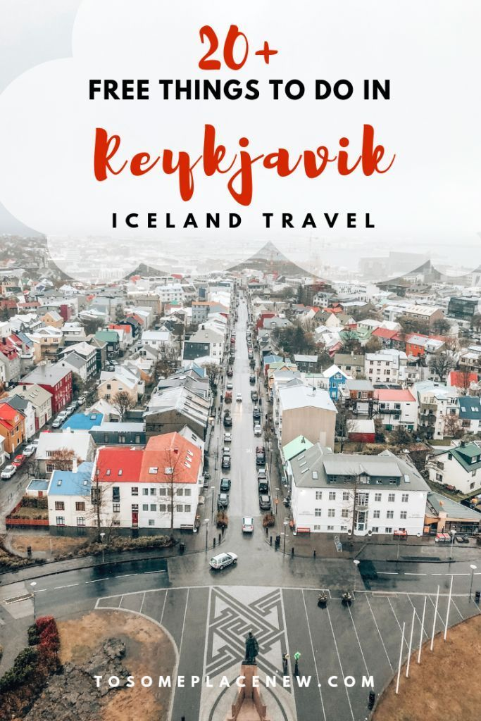 20+ Free Issues to do in Reykjavik – At some point in Reykjavik Itinerary