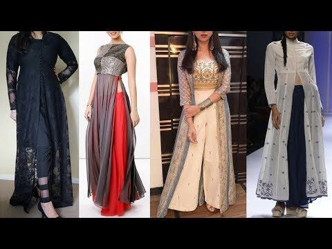 b550baae2d3a4 Palazzo Pant Outfits   Indian Outfits With Palazzo Pants    Plazo Outfit  Ideas - YouTube
