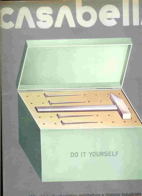 Casabella, Do it yourself, n°400, 1975.