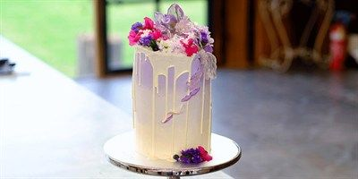 Try this Ombre Cake recipe by Chef Antonio.This recipe is from the show The Great Australian Bake Off.