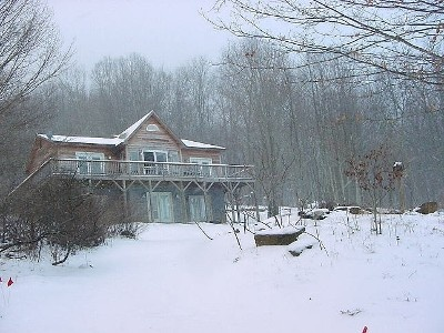 West Jefferson Vacation Rental - VRBO 331090 - 3 BR Blue Ridge Mountains House in NC, Every Season in the Blue Ridge Mountains Offers Special Opportunities!