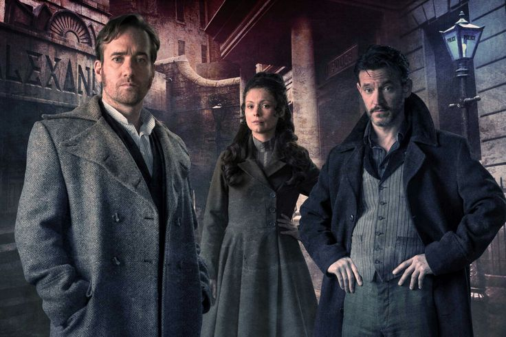 Ripper Street Season 5 promotional picture