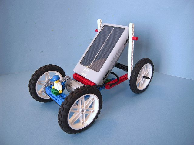 Solar Car By Alex Science Fair Pinterest