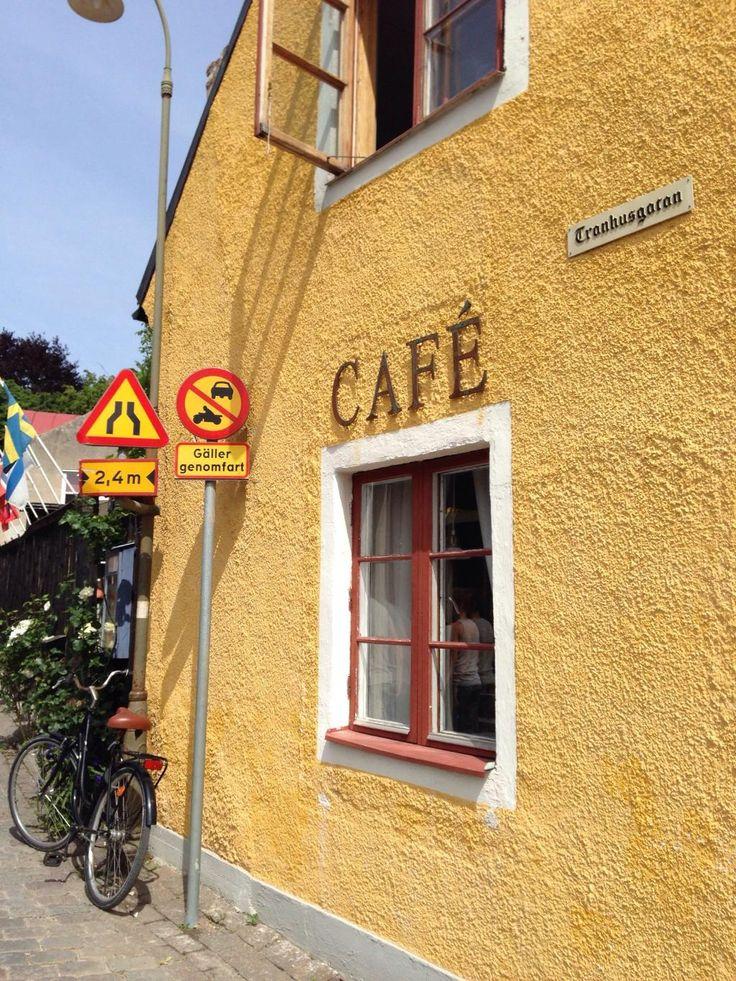 Cafe Gula Huset, Visby - Restaurant Bewertungen, Telefonnummer & Fotos – TripAdvisor