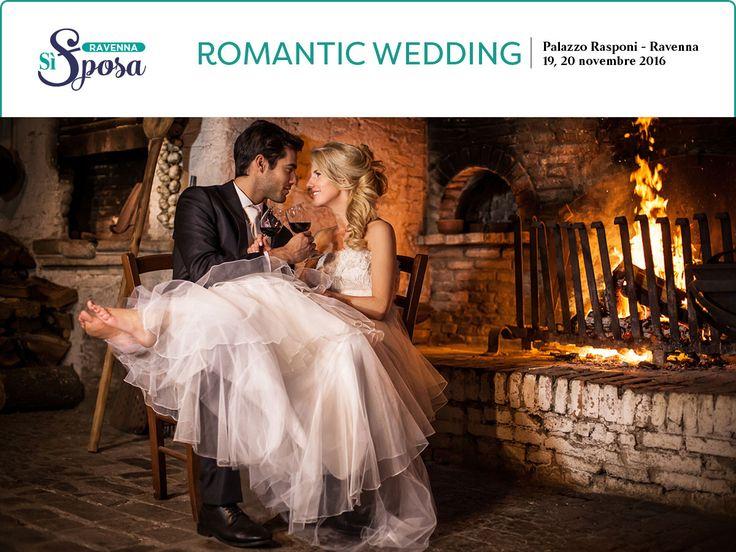 """Vi aspettiamo a Palazzo Rasponi sabato 19 e domenica 20 novembre per """"Ravenna Sì Sposa 2016"""". / Wedding Celebrations. / Wedding Italy."""