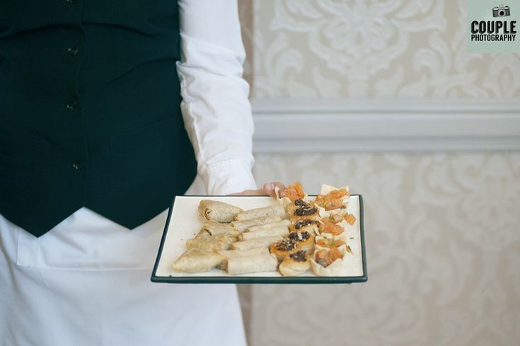 A few nibbles in The Breaffy House Hotel. Weddings in Mayo, Photographed by Couple Photography.
