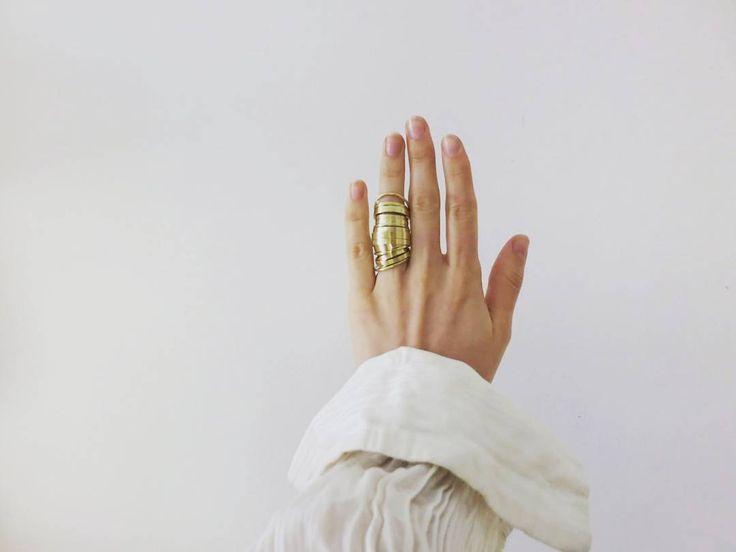 It's cloudy, but my rings are still shining #shinebrightlikeadiamond #ring…