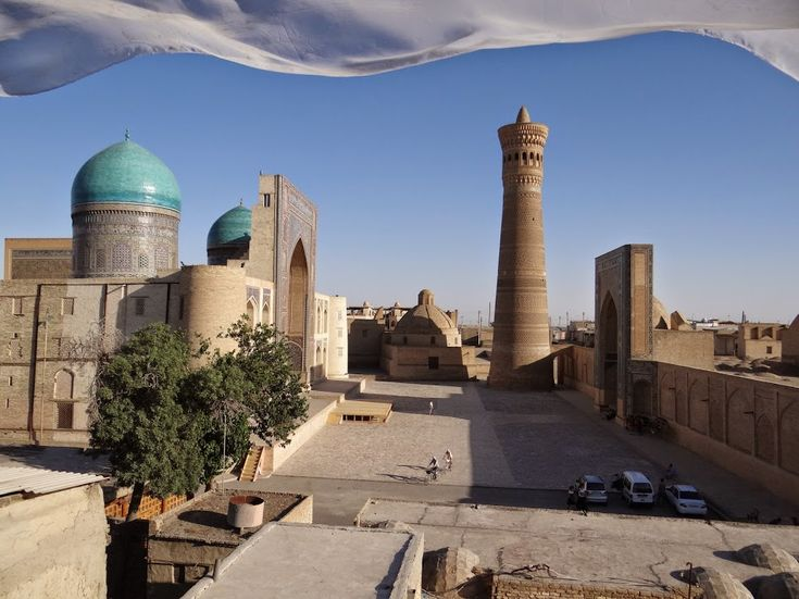 Bukhara, Uzbekistan on the Silk Road