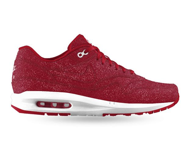Sparkle Your Way Across the Jingle Bell Run Finish Line | Get the Nike Air Max 1 iD Sneakers
