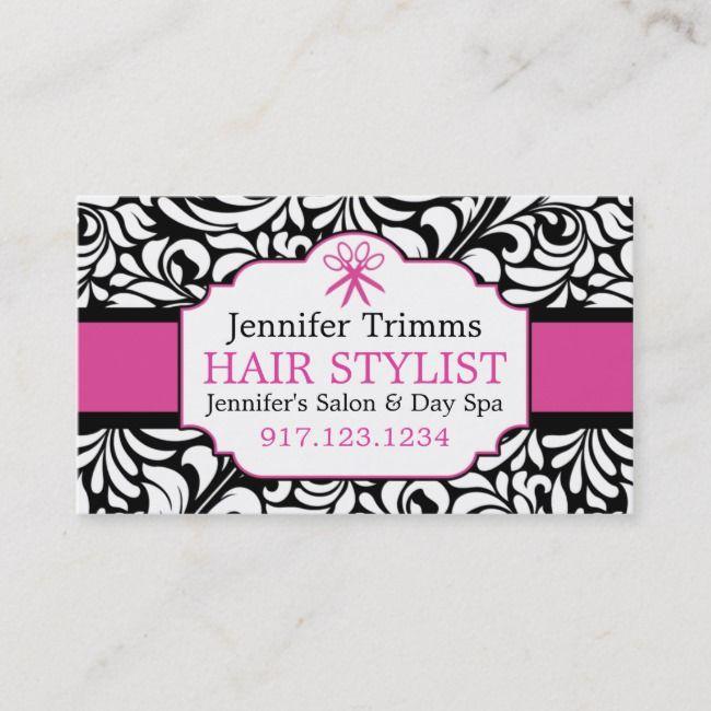 Business Cards For Hair Salon Beauty School Zazzle Com Cards Beauty School Simple Business Cards