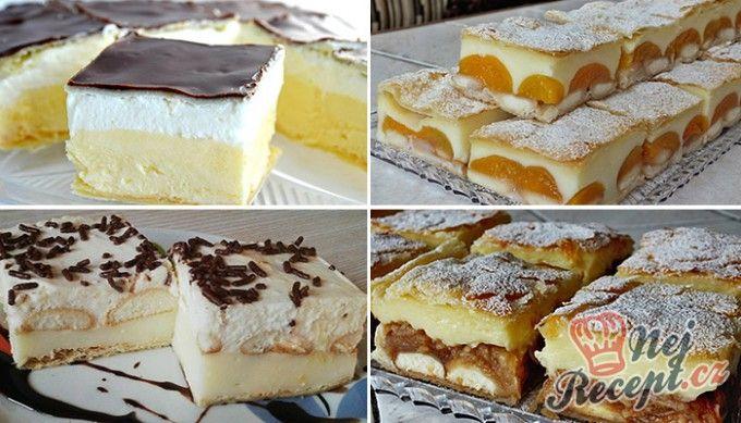 Sbírka 23 nejlepších receptů na sladké dobroty z listového těsta