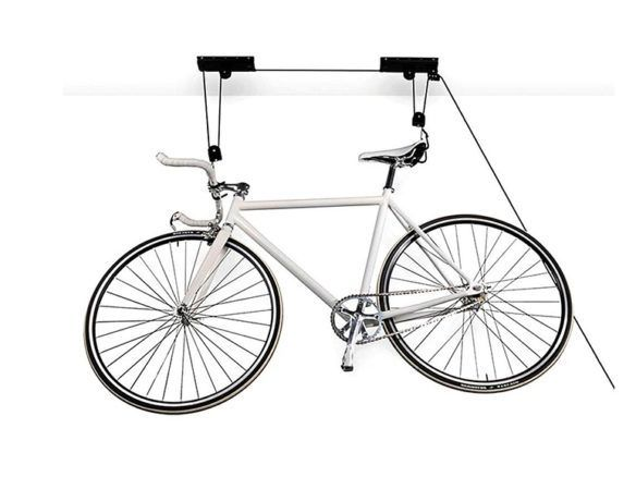 Mv Power Garage Bicycle Hoist Bike Lift Bicycle Mountain Bicycle