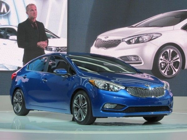 2014 Kia Forte 600x450 2014 Kia Forte Review, Performance, Quality, Safety with Images