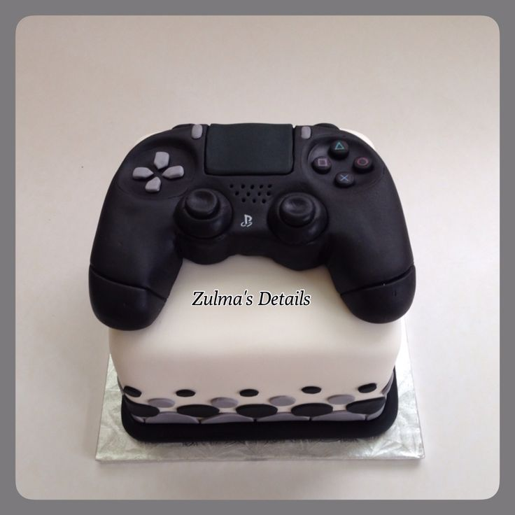 Die besten 25 Ps4 cake Ideen auf Pinterest  Playstation kuchen Black Ops Kuchen und