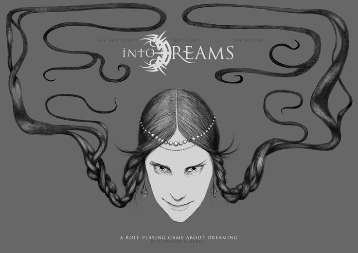 Into Dreams RPG illustration