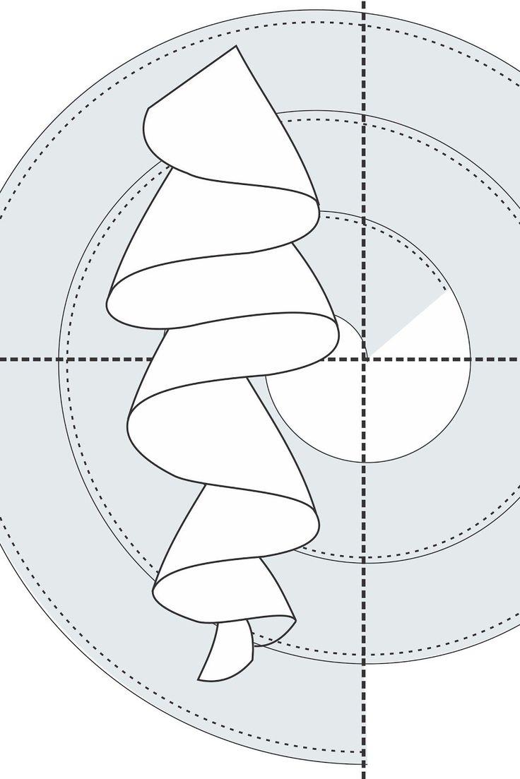 Forming spiral