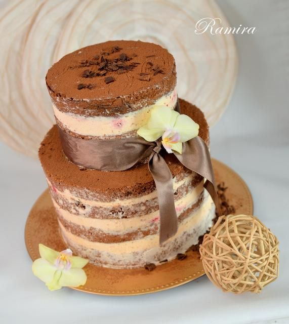 Nahá narodeninová torta , narodeninové torty | Tortyodmamy.sk