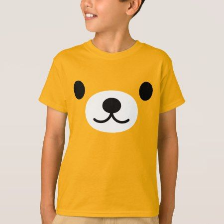 Kid's Teddy Bear T-shirt - click to get yours right now!